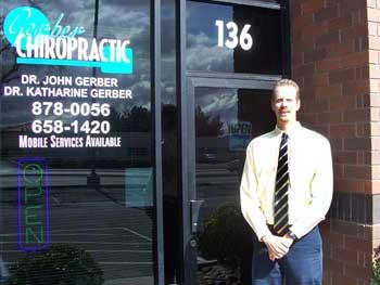Dr. John Gerber, Gerber Chiropractic Las Vegas 702-878-0056...702-658-1420