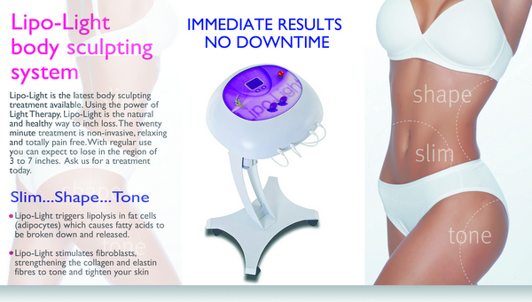 Lipo Light Body Sculpting Syatem