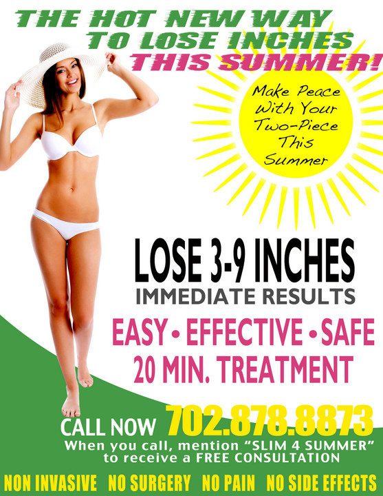 Younger Reflections Spa located within Gerber Chiropractic, Lipo Light Pro, Body Sculpting and Contouring, 702-878-8873