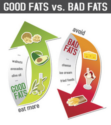 Good. Bad Fats  59841395-001